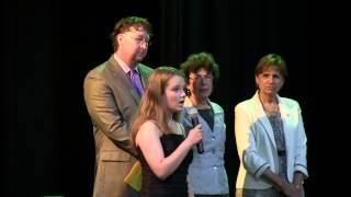 Dalia Graduation - Star Spangled Banner