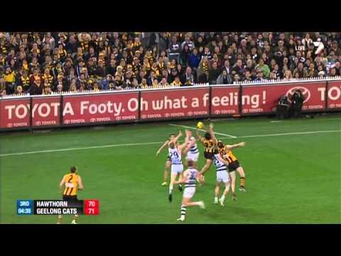Qualifying Final 1 - Hawthorn v Geelong Highlights