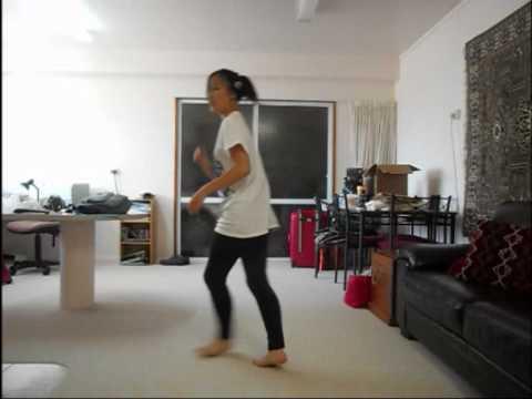 exo pt 2 xoxo choreography tutorial mirrored