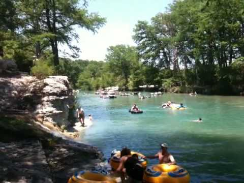 Frio River At Happy Hollow Memorial Day 2010 Youtube