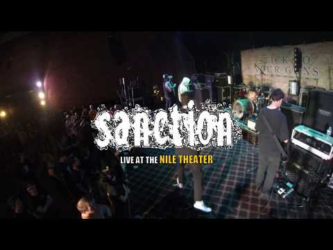 Sanction live at The Nile Theater (Full set! HQ Audio!)