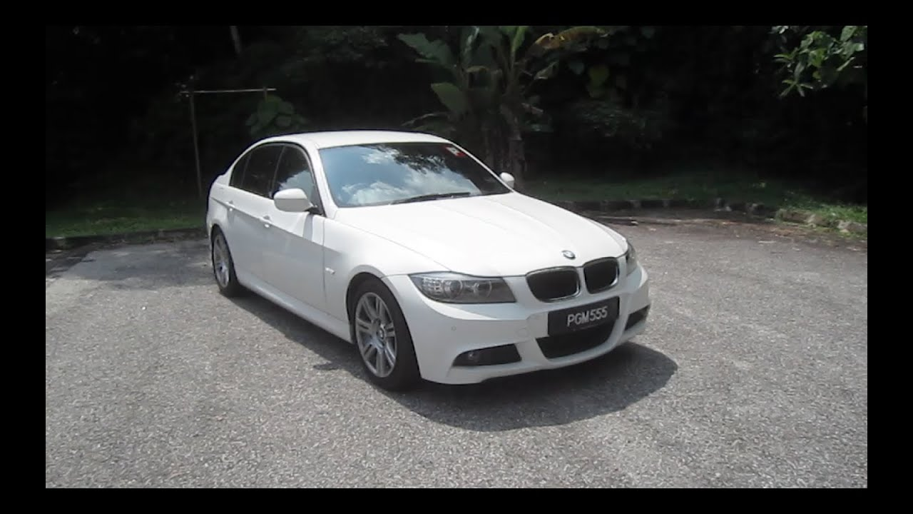 2010 bmw 320i m sport start up and full vehicle tour youtube. Black Bedroom Furniture Sets. Home Design Ideas