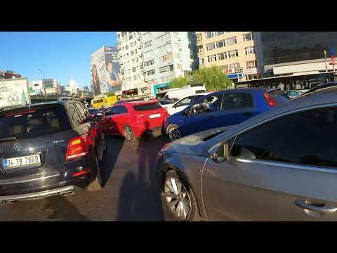 İş çıkış saatinde trafiksiz yolculuk