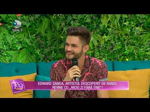 Teo Show - Edward Sanda, artistul descoperit de Randi, revine cu