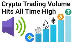 Crypto Trading Volume Hits All Time High