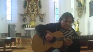 Weihnachten #6 : In Dulci Jubilo - Christmas Fingerstyle Guitar Solo - Helmut Bickel