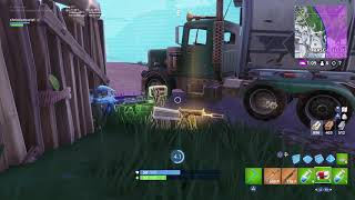 Winning with the Fortnite battle royale victory masterful victory!