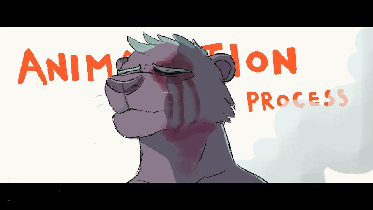 Animation Process - Blade Runner