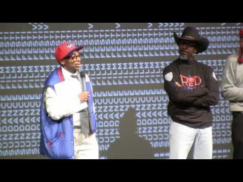 "Spike Lee's full Q&A at Premiere of ""Red Hook Summer"" (HD) @ Sundance Festival on 1-22-2012"