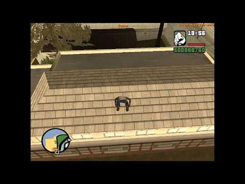 Gta Sa Parkour and Freerunning Mod 2014