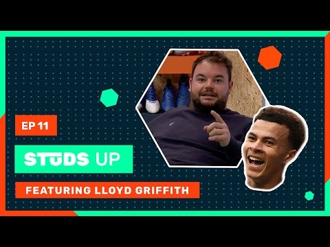 GOAL STUDS UP - EPISODE 11 FEATURING LLOYD GRIFFITH