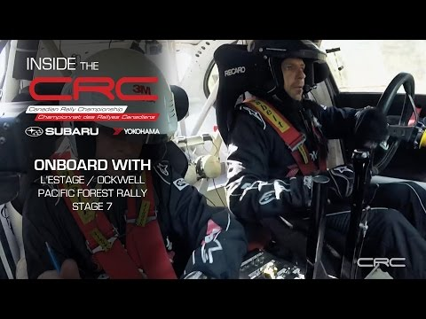 Onboard CRC: L'Estage and Ockwell blast through Coldwater Ranch