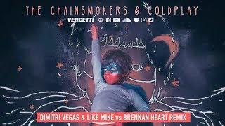 Something Just Like This (Lyric Video) - Dimitri Vegas & Like Mike Edit Tomorrowland 2017