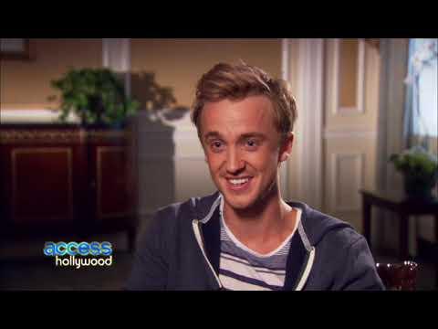 Tom Felton Reacts To Emma Watson's 'Harry Potter' Crush Revelation!
