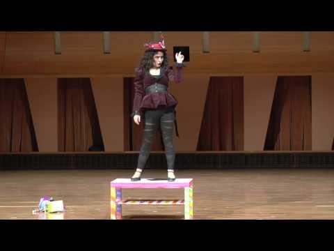 Sofi Munson - The Mad Hatter from Wonderland