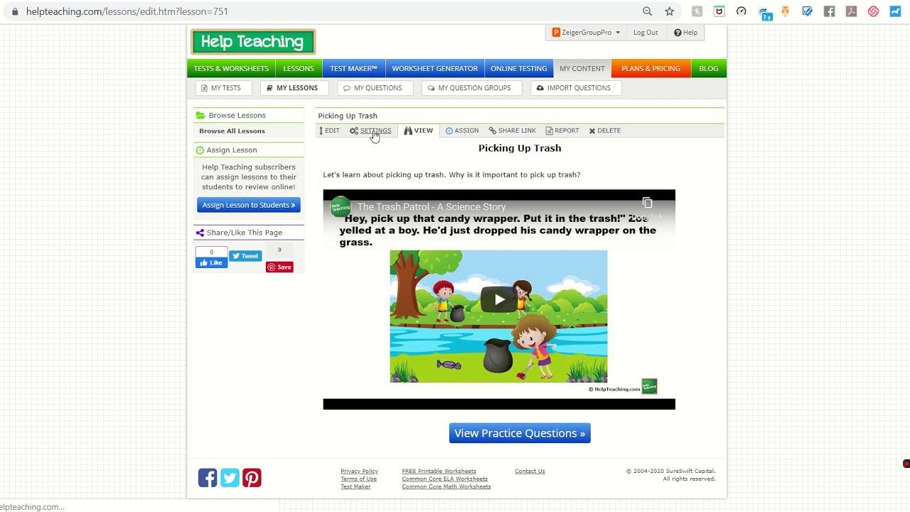 medium resolution of teacher tips – HelpTeaching.com