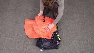 Ski- and snowboard backpacks - Thule Upslope AirBag Install