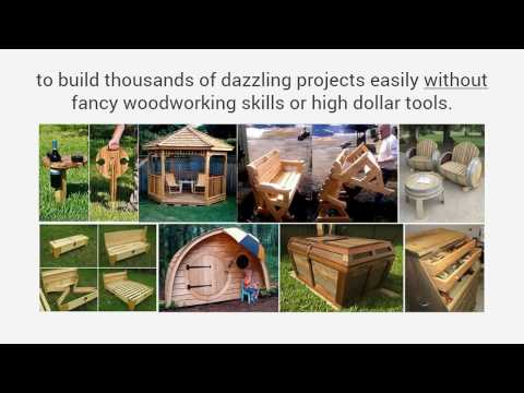 Woodworking DIY Project Blueprint - Get It Now!