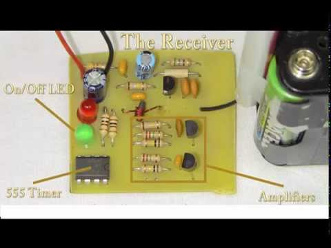 Easy Build Rf Receiver Transmitter Pair 27 Mhz Howto