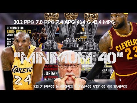 Kobe Bryant May Be The Greatest This Stat Will SHOCK YOU Ending The Debate Against Lebron James