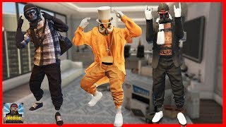 😱GTA 5 Online | Top 3 RnG/TRYHARD OUTFITS❤️ | Bunte Joggers | MODDED OUTFITS | German