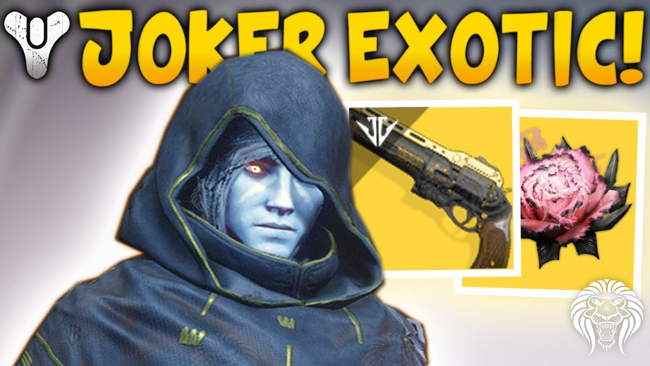 Destiny 2: ULDREN REVERSED & JOKERS EXOTIC! Shin Malphur