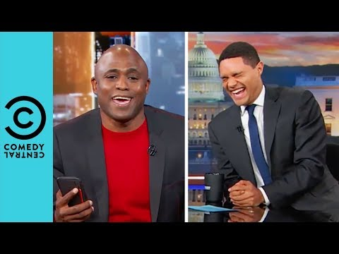 Is Wayne Brady Really Gay? | The Daily Show With Trevor Noah
