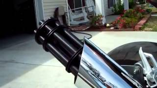 Ti ng bô xe máy kh ng 4   TBIRD TAILGUNNER EXHAUST ON GSXR   YouTube