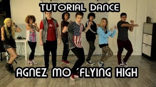 Agnes Monica - Flying High ( Tutorial Dance )