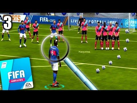 BESSER ALS FM18?! 😱🔥 FIFA 19 MOBILE Beta #3