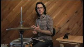 Beginner Drum Beats : How to Play Drums: Beat 1