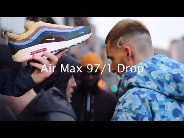 What Went Down at the Sean Wotherspoon Air Max 971 Drop