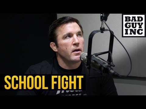 My son had a fight at school. Here's what happened...