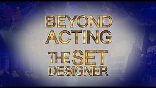 Beyond Acting: Other Jobs in Theatre - Set Designer