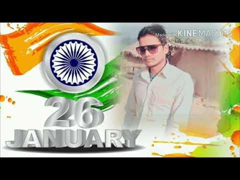 26, January Ka Superhit Song New Bhojpuri Vidio Deepak Raj Bind