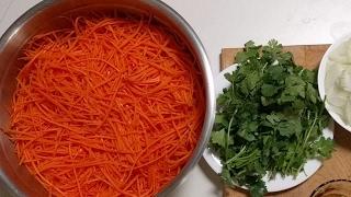 Прямой Эфир - Готовим Морковку по-корейски