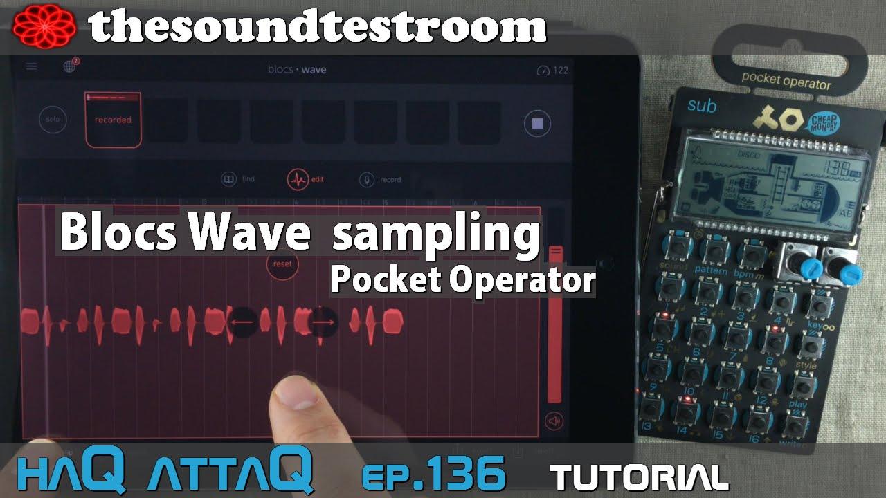 d80a5bd366d Blocs Wave sampling audio recording