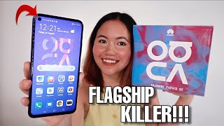 Huawei Nova 5T Unboxing & Review | IT HAS THE KIRIN 980 CHIPSET!