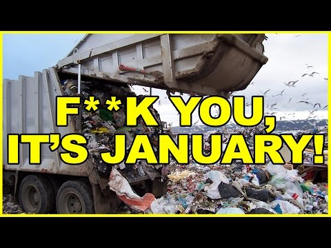 F**k You, It's January! (2017)