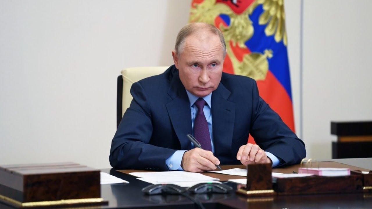 Путин на заседании экономического совета
