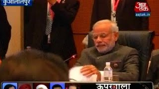 PM Modi Attends Dinner Hosted By His Malaysian Counterpart