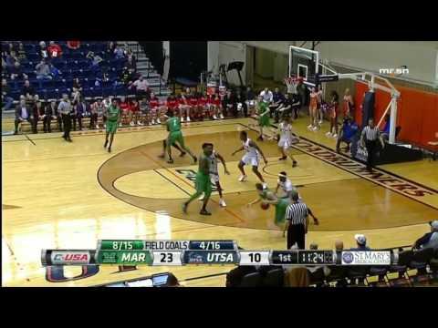 James Kelly 2015-16 Marshall University (Long Version / 20min)