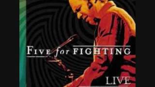 Five For Fighting- Chances