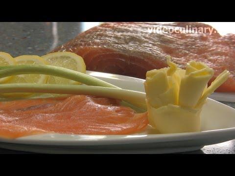 Засолка лососёвых рыб