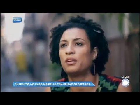 Suspeitos do caso Marielle têm prisão decretada no RJ
