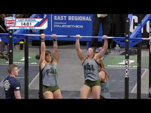 Crossfit East Regionals 2017 behind the scenes with Kristen Graham and Team Coliseum Strength