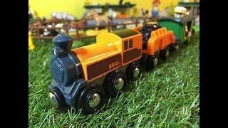 BRIO 33036 Steam Train  (04381)