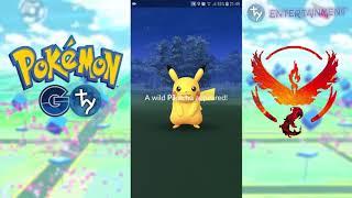 [PokemonGo] Hunting Shiny Pikachu