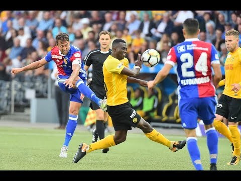 Relive: BSC Young Boys vs. FC Basel (2:0) - 22.07.2017