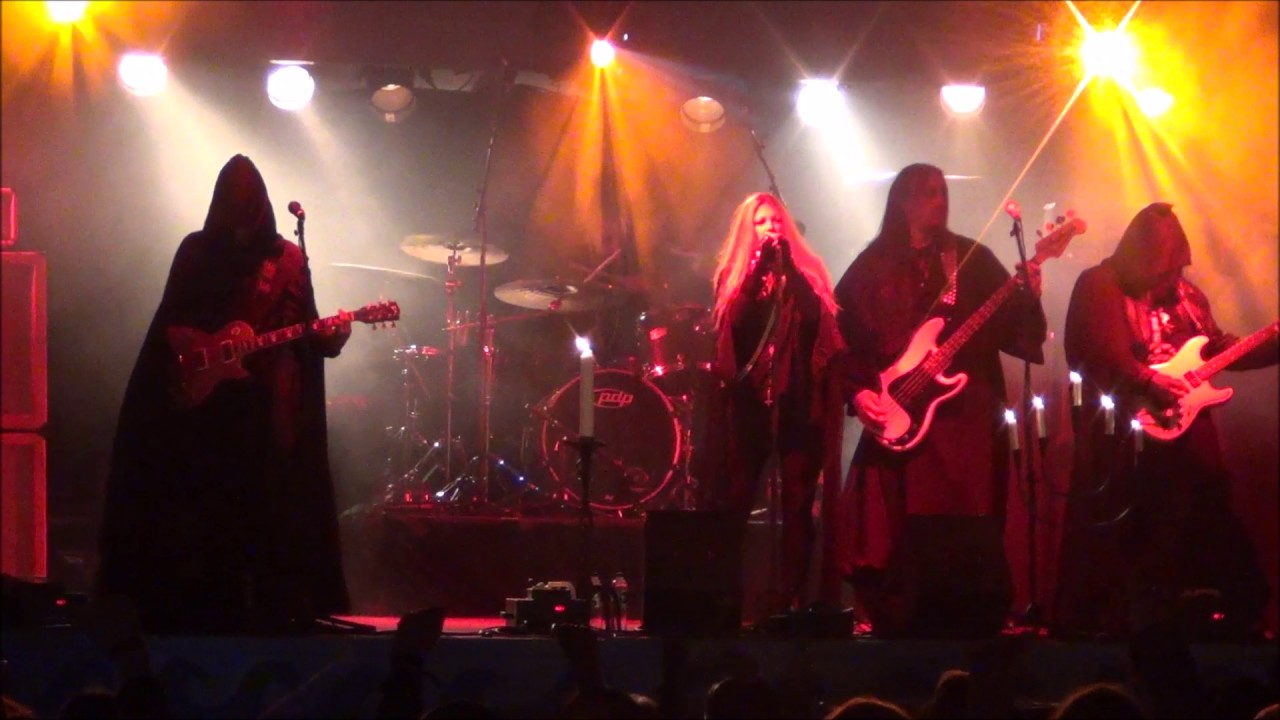 Occult rock pioneers Coven return: